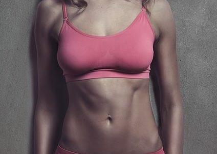 腹筋縦割女子になりたい筋トレ初心者がジムへ持って行くと効果的☆筋肉サプリBBB(トリプルビー)